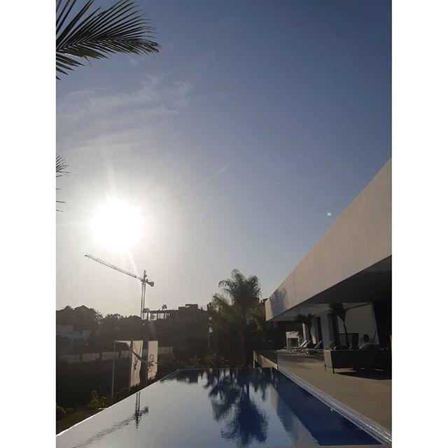Last summer days 🌴 . . . .  #вилла #роскошный  #costadelsol #lyxartiklar #Architecture #villapadierna #bosshomes #CostaDelGolf #propertiesforsale #luxuryhomes #luxurylifestyle # #hotproperties #bosshomes #пляж #infinitypool #Design #ContemporaryVillas #mijas #Marbella #Benalmadena #Sotogrande #Estepona  #bossluxury #puertobanus #Summer #september #Summer2019 #summervibes  #chilling #Wednesday