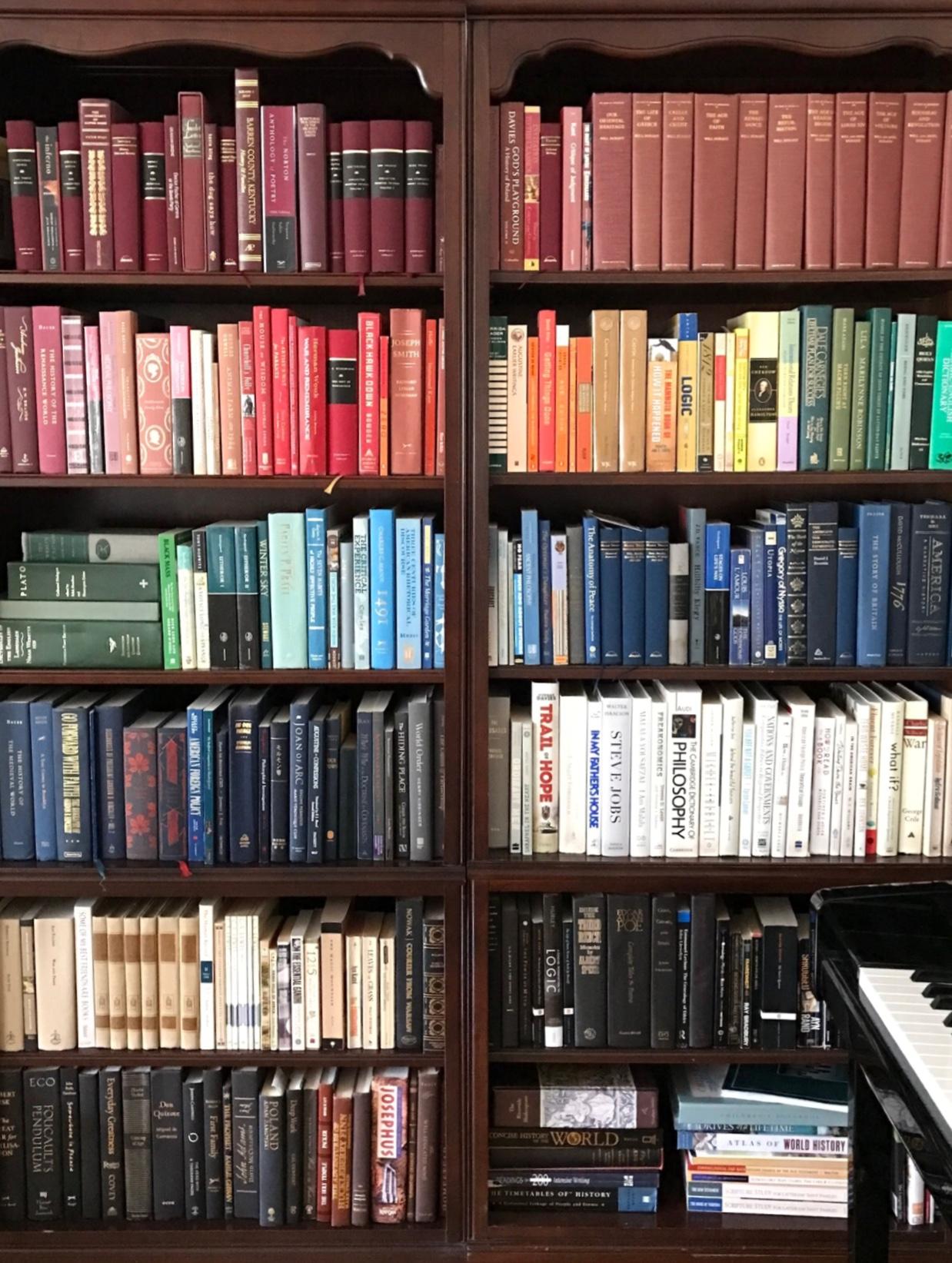 bookshelves-organized-by-color.jpg