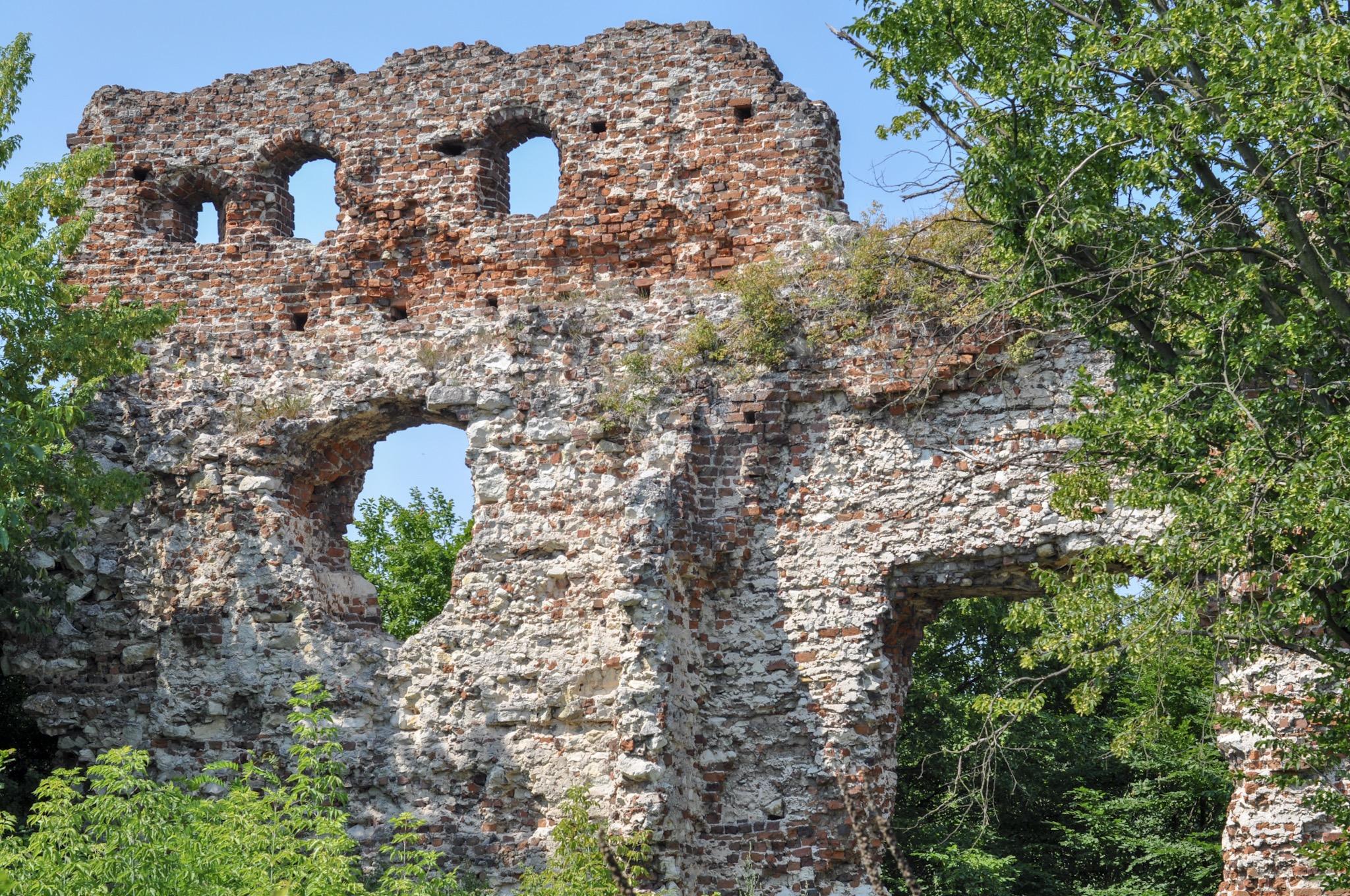 Esther's Castle, Poland