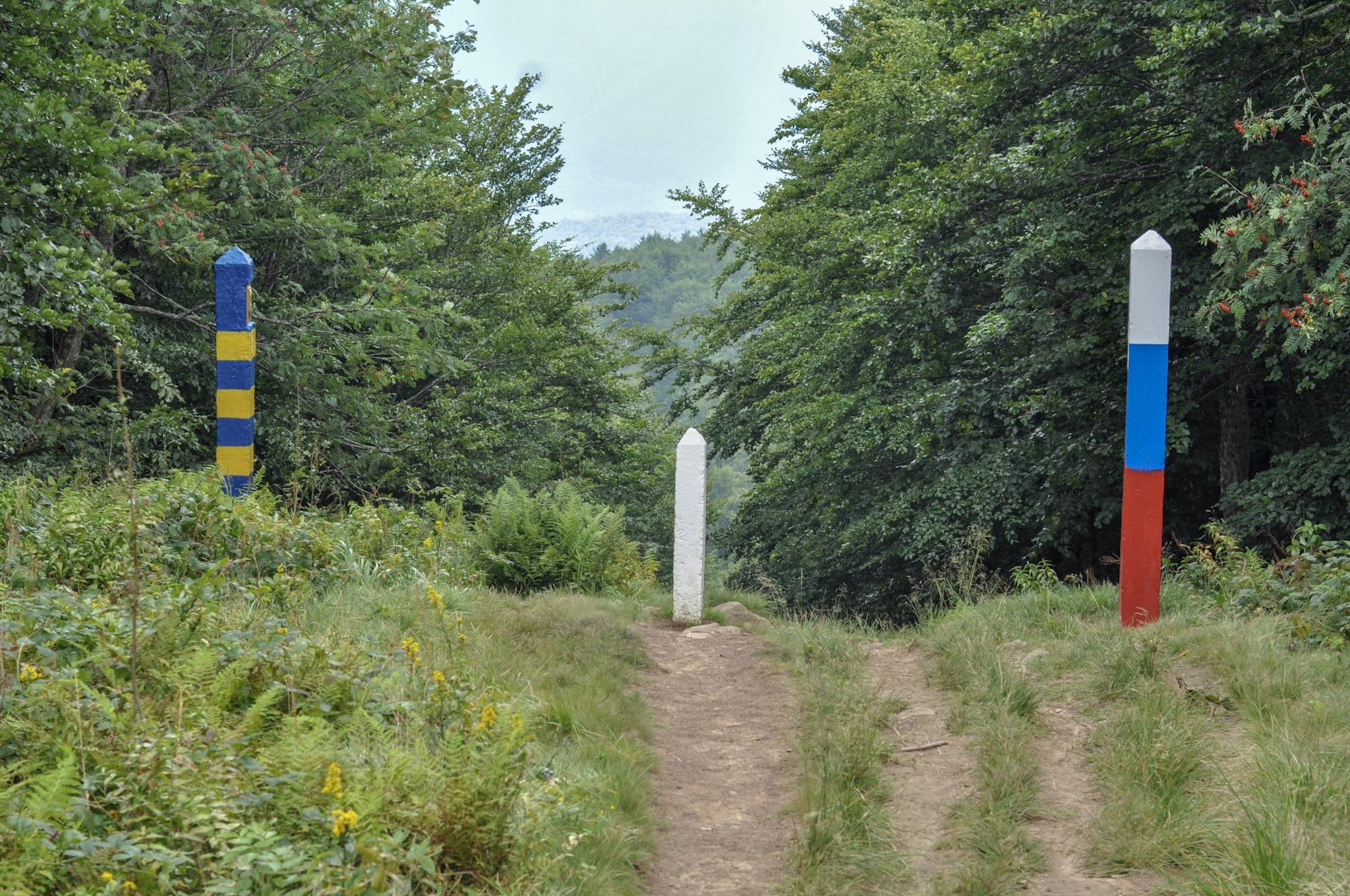 Tri-Borders Hike, Bieszczady Mountains, Poland (and Slovakia & Ukraine)
