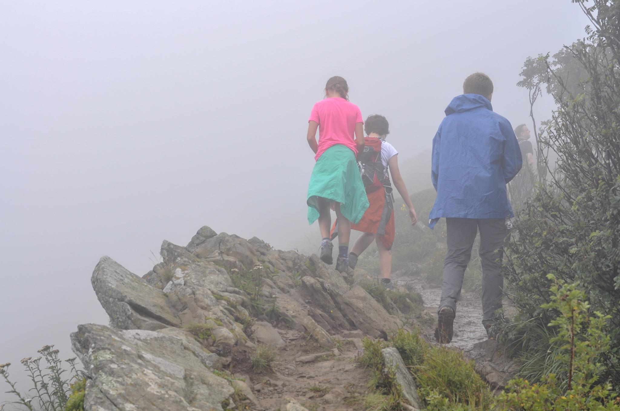 Hike to Połonina Wetlińska, Bieszczady Mountains, Poland
