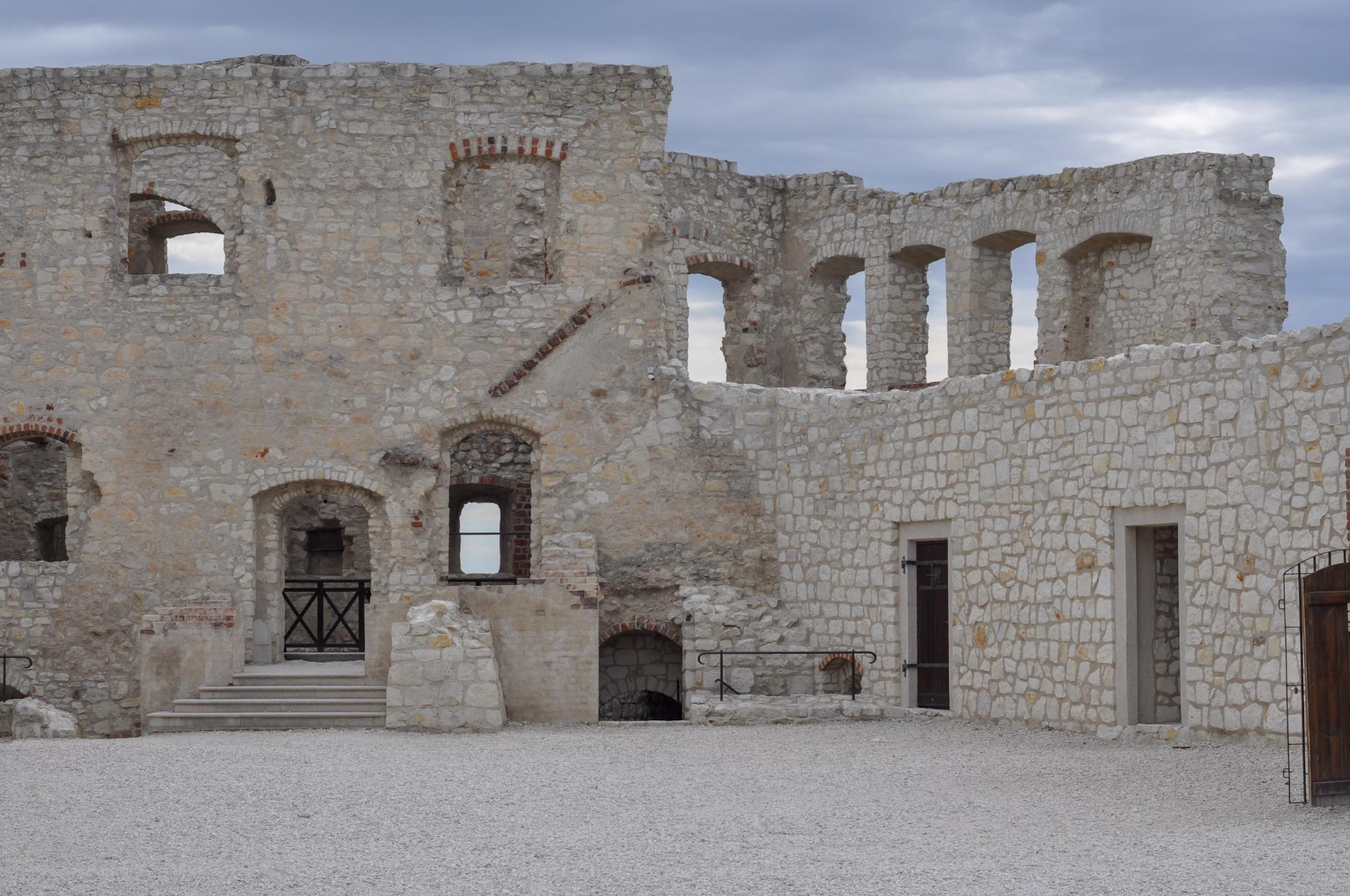Kazimierz Dolny Castle, Poland