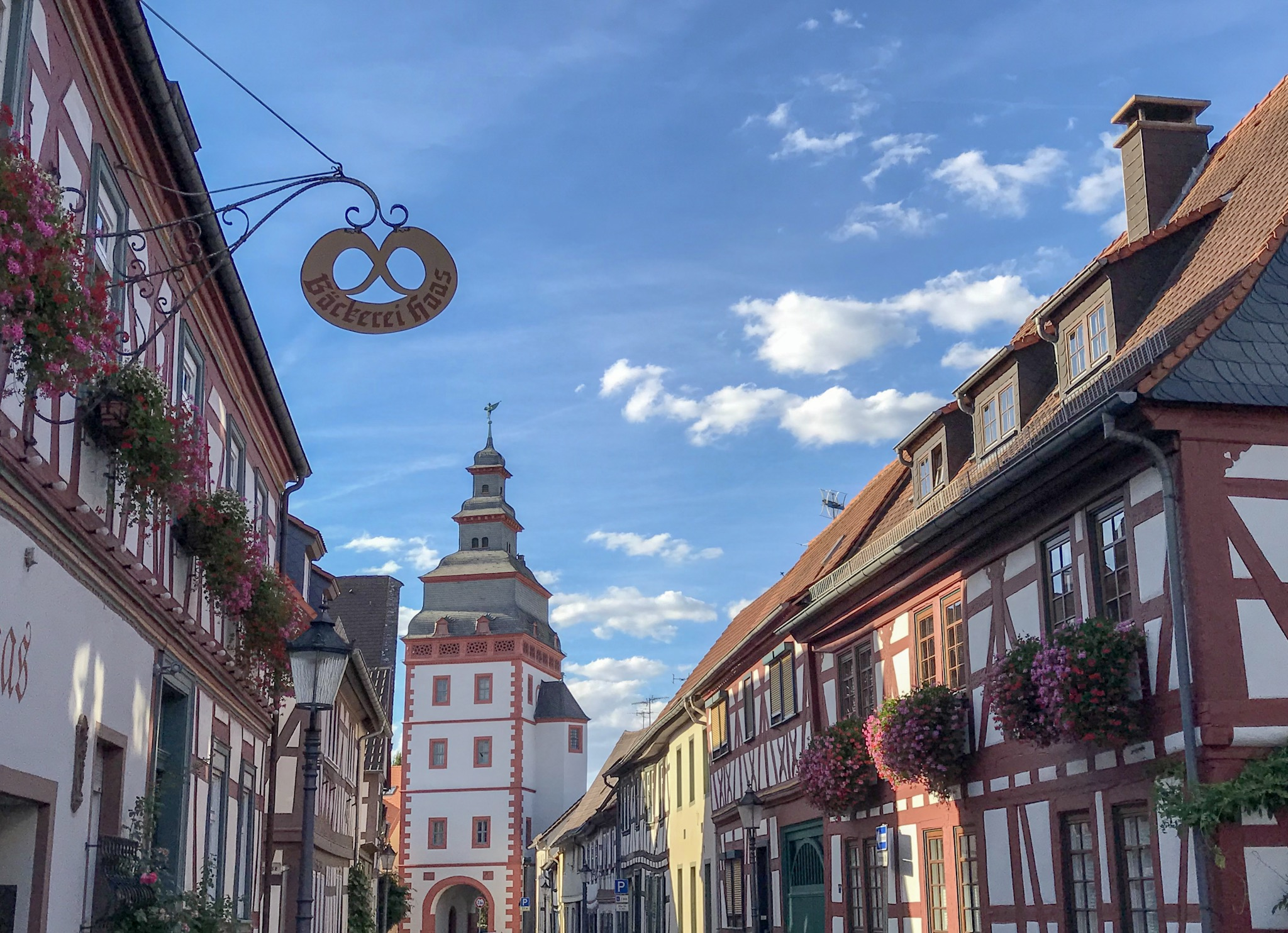 Seligenstadt, Germany