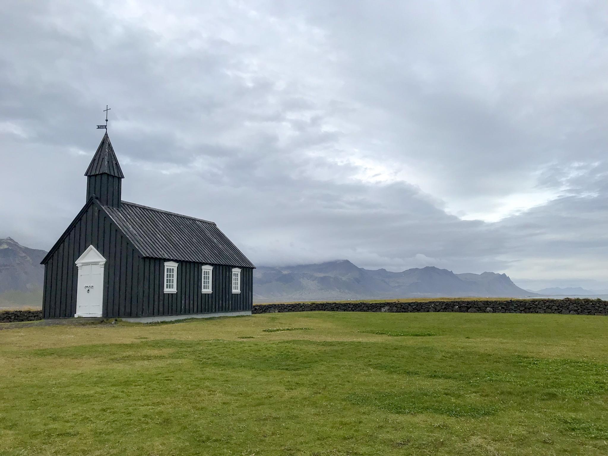 Snaefellsbaer, Iceland