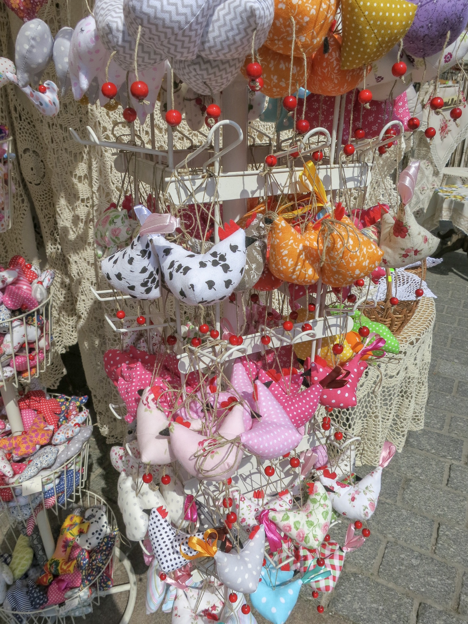 Spring handcrafts at the Krakow Easter Market