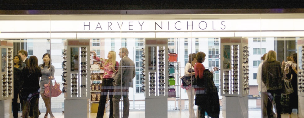 Harvey Nichols Birmingham // Credit harveynichols.com