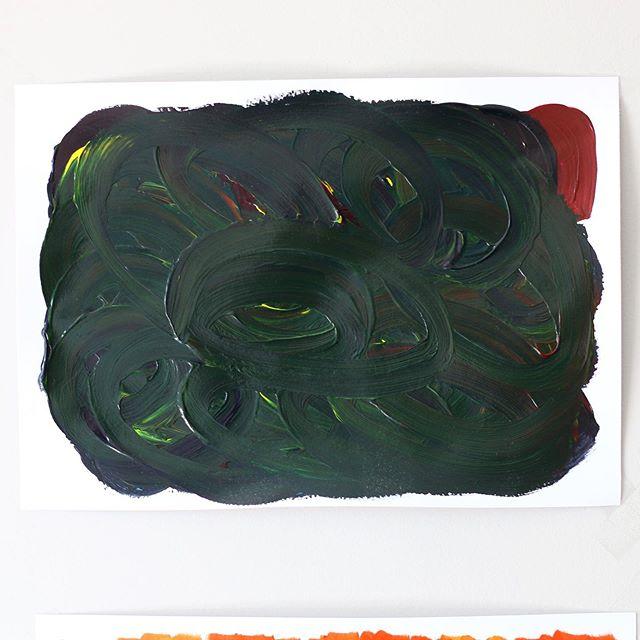 3 of 6 🖼 @uygarr  #art #artistsoninstagram #painting #paintings