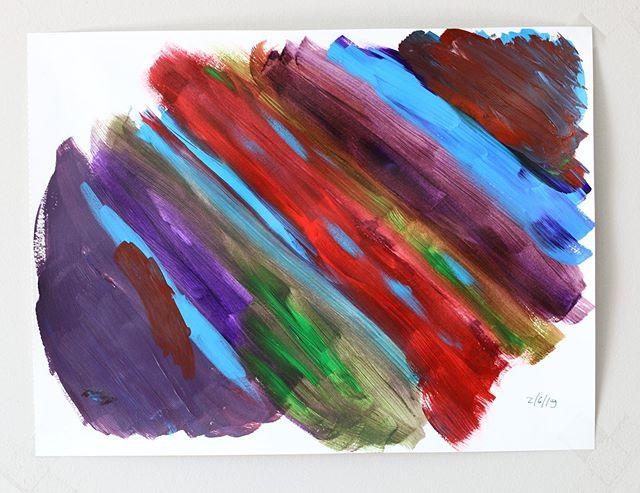1 of 6 🖼 @uygarr  #art #artistsoninstagram #painting #paintings