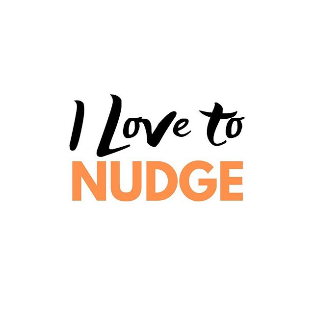 "Today, after 6.5 years ""Cronus Business Consultancy"" became ""I Love to Nudge"". It is just a new name but a totally new path."