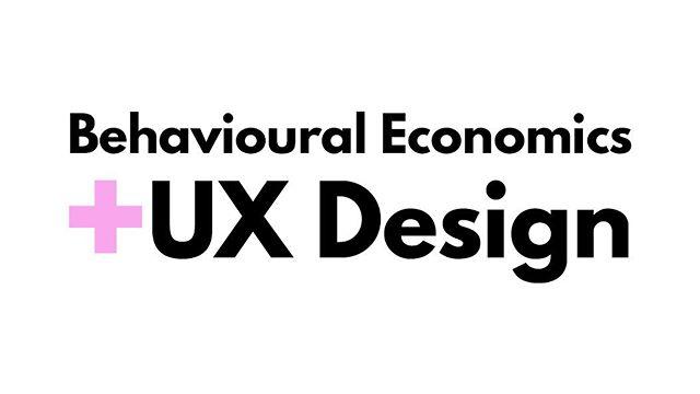 A new beginning {#behaviouraleconomics #uxdesign #userexperience #uxlondon}