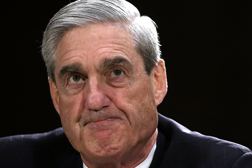 Mueller: a disappointment to the hysterical anti-Trump left in Washington.