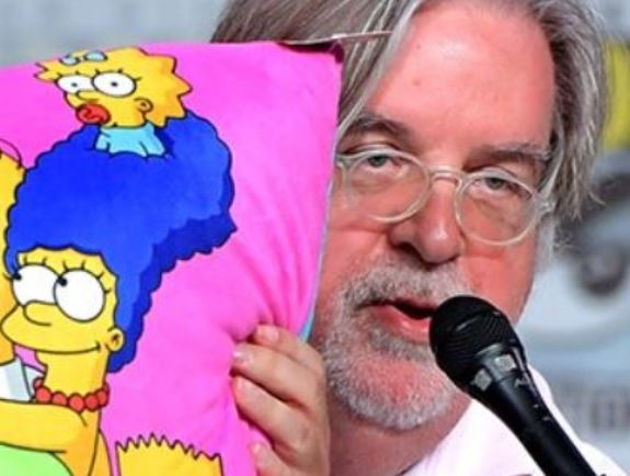 'Simpsons' creator Matt Groening reportedly flew on the Lolita Express.