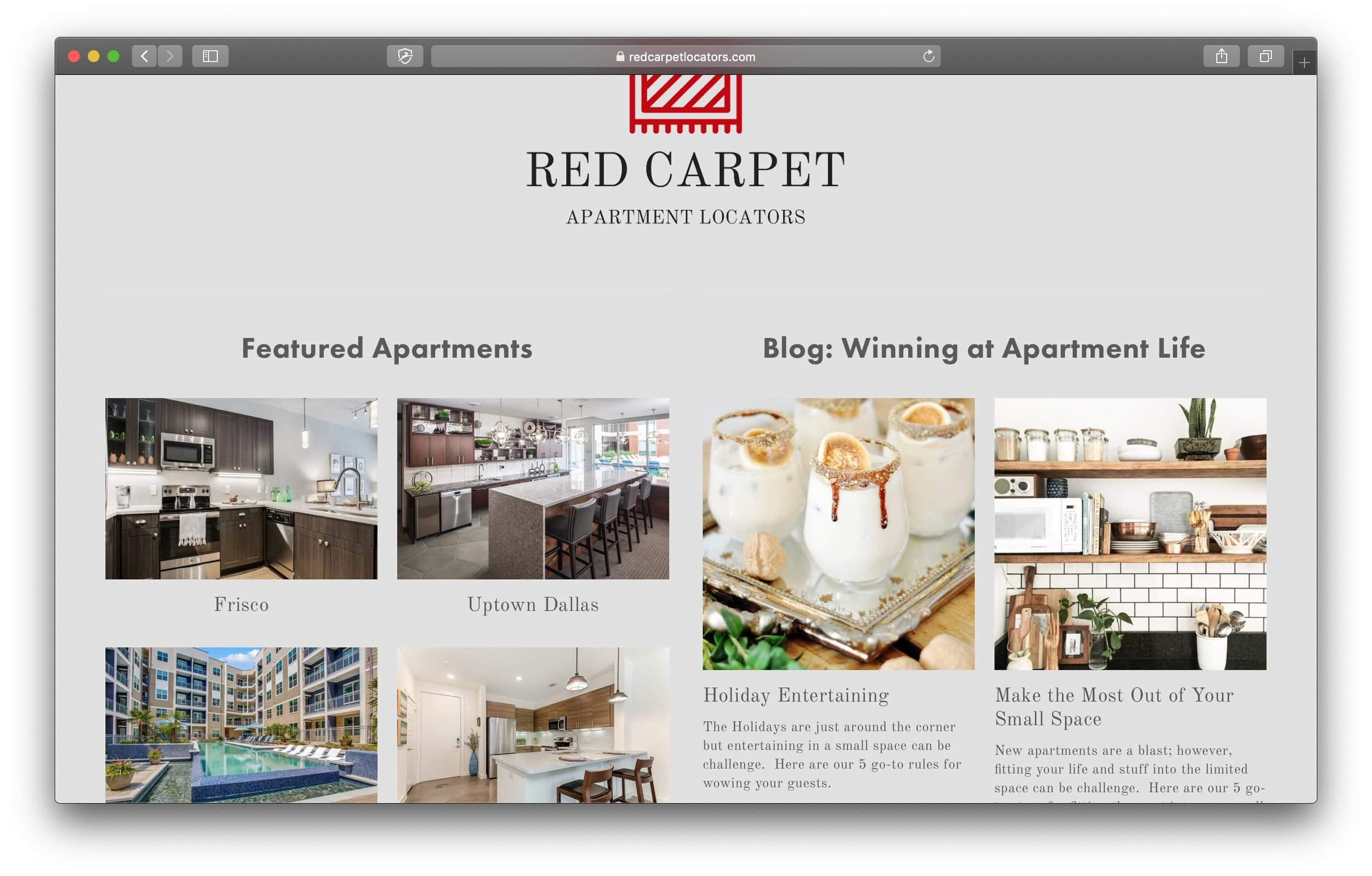 Red Carpet Locators