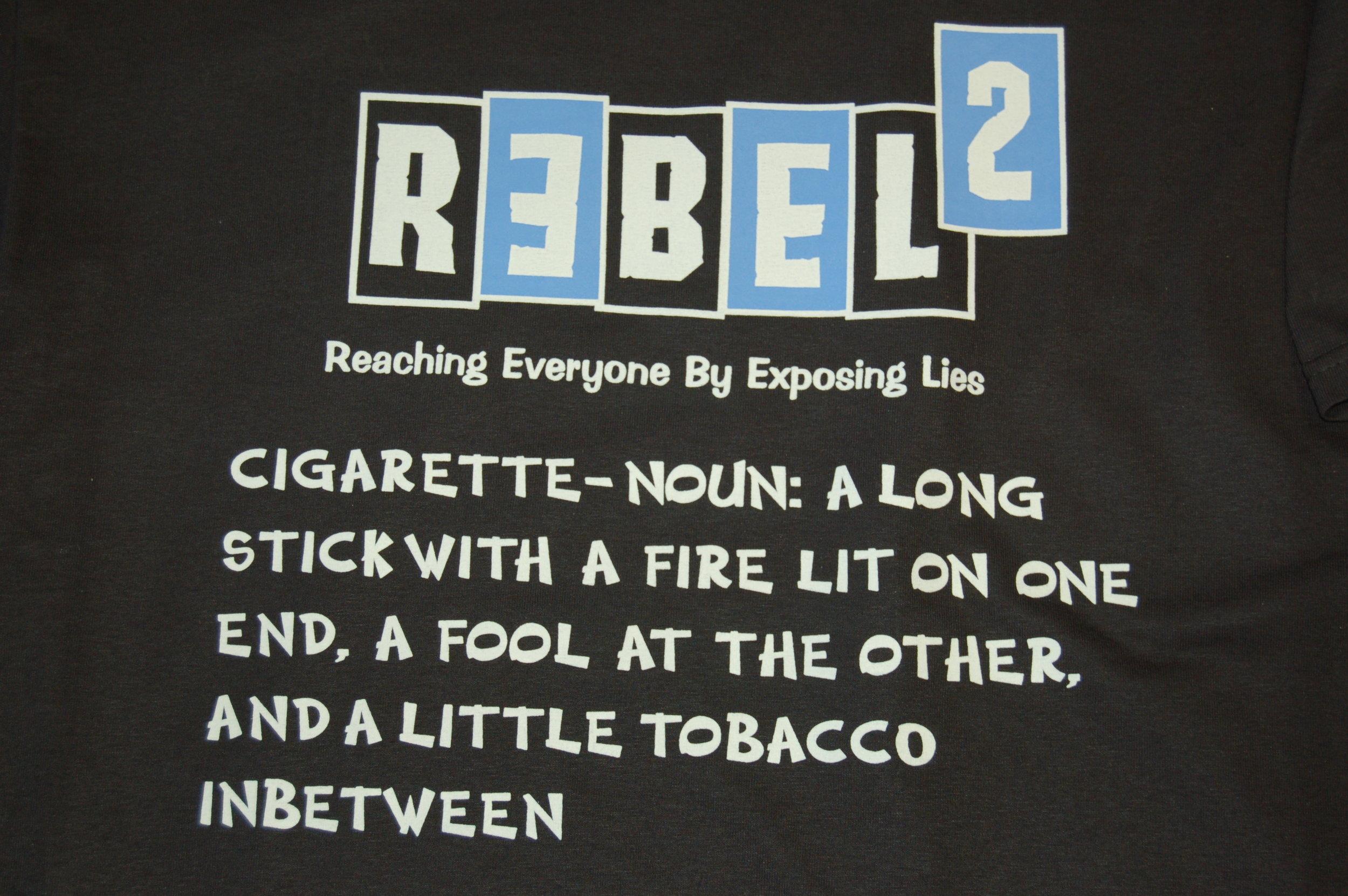 Rebel T-shirt front design.JPG