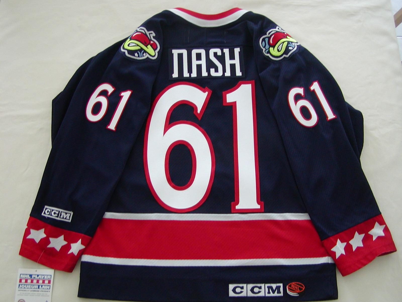 Columbus Blue Jackets - NASH 61