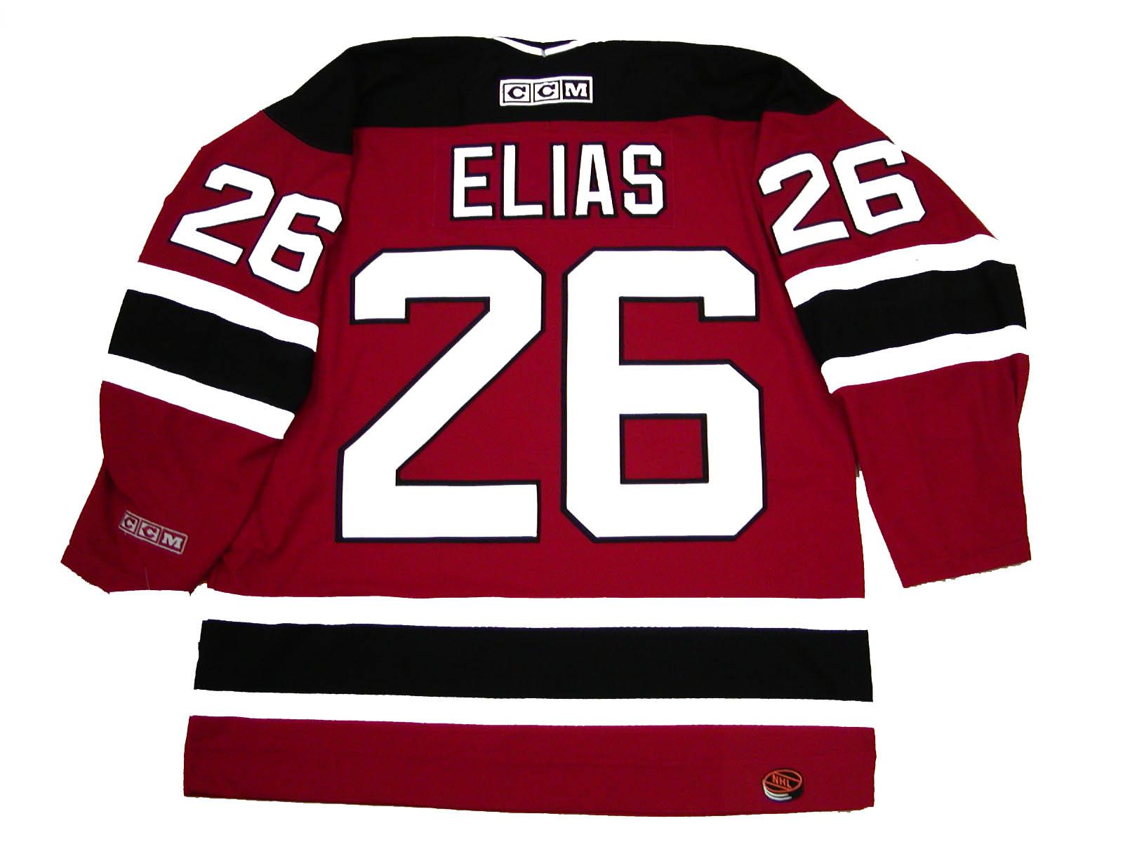 NJ Devils - ELIAS 26
