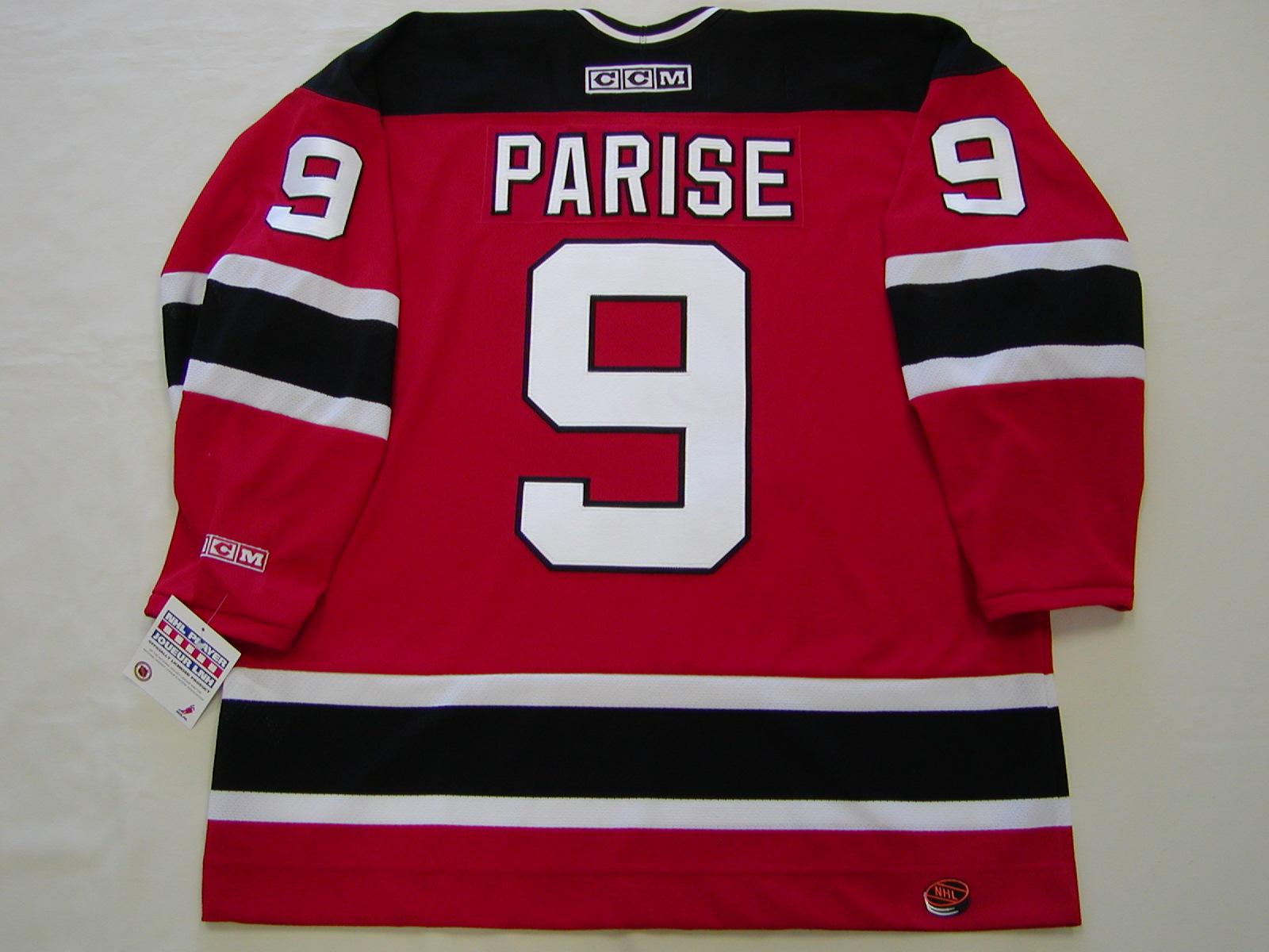 NJ Devils - PARISE 9