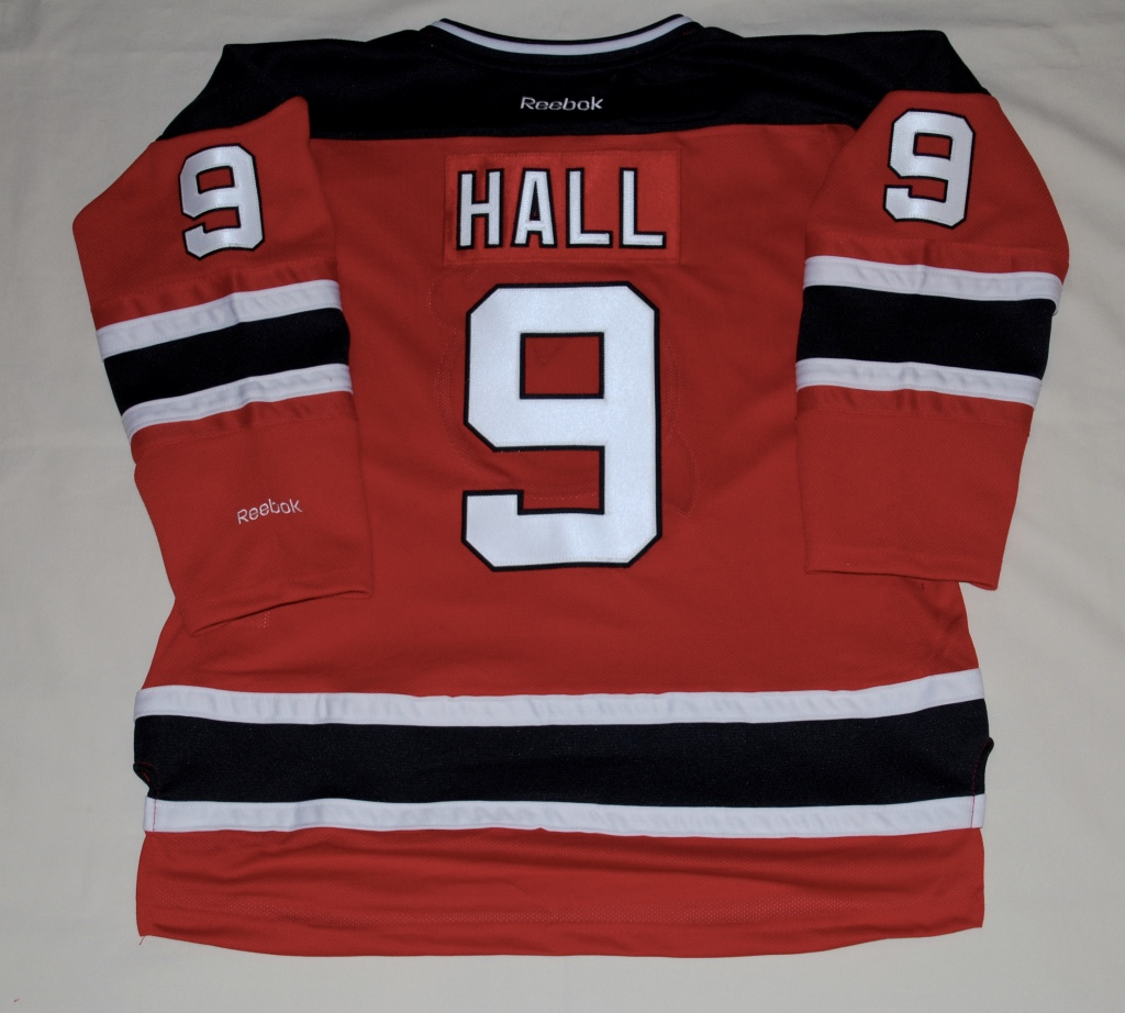 NJ Devils - HALL 9