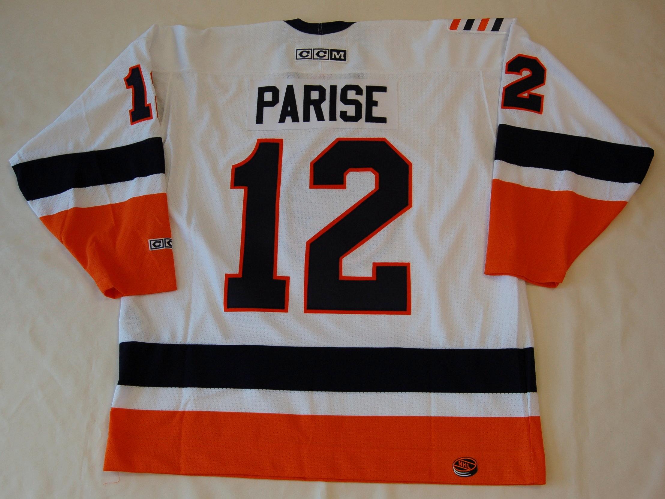 NY Islanders - PARISE 12