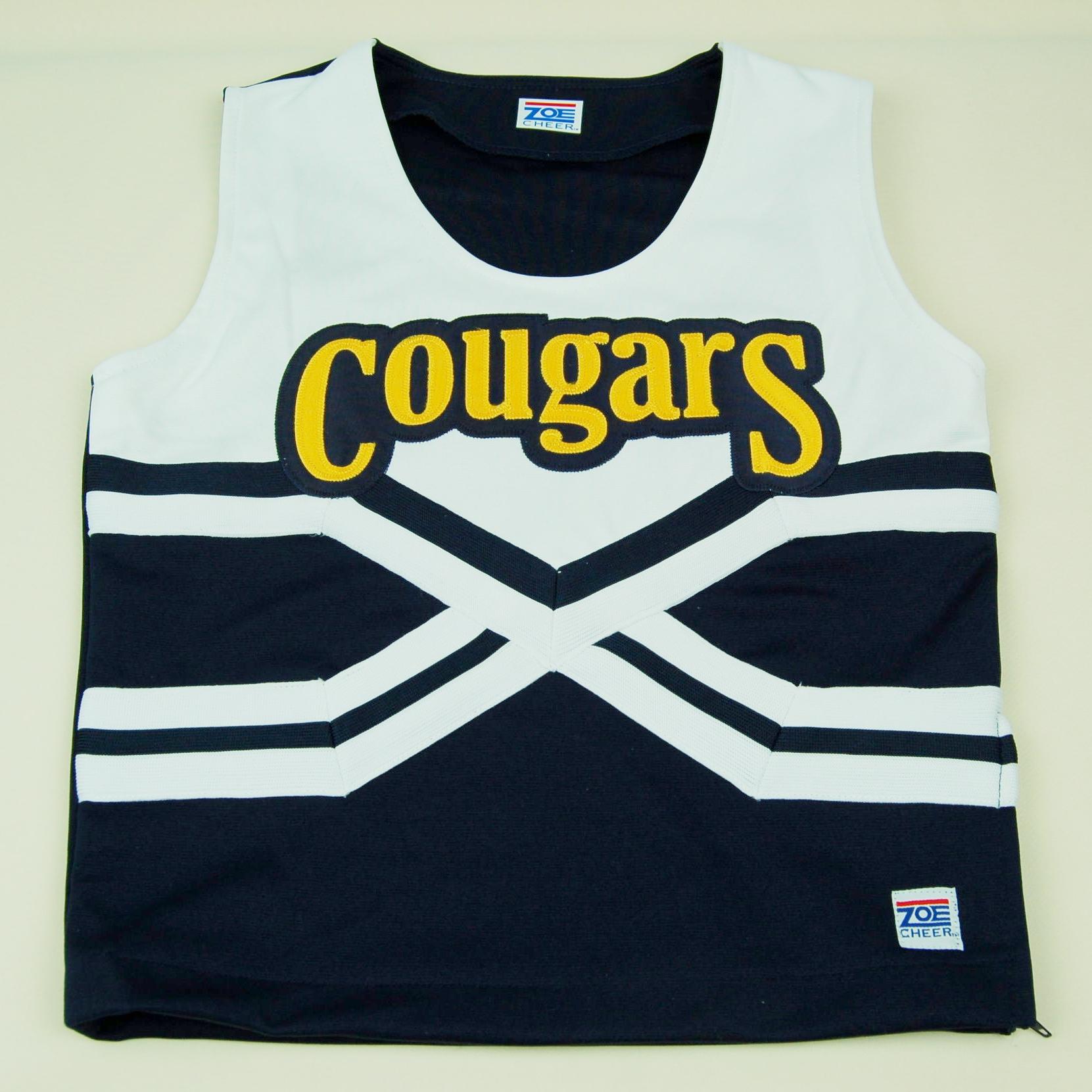 Cougars Cheer