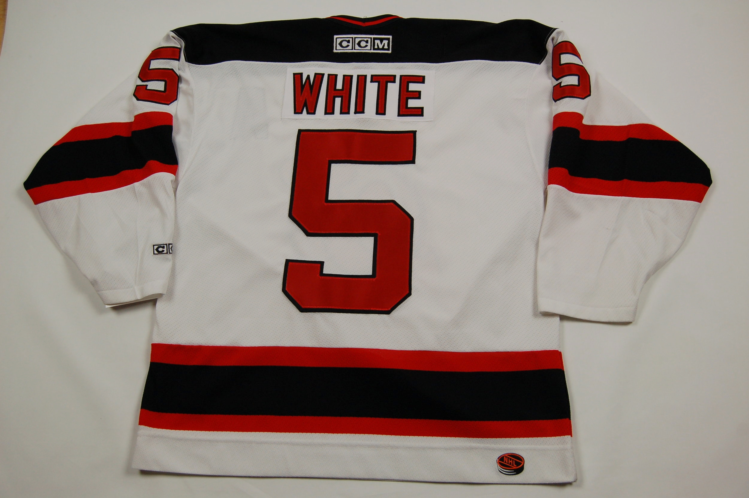 NJ Devils - WHITE 5