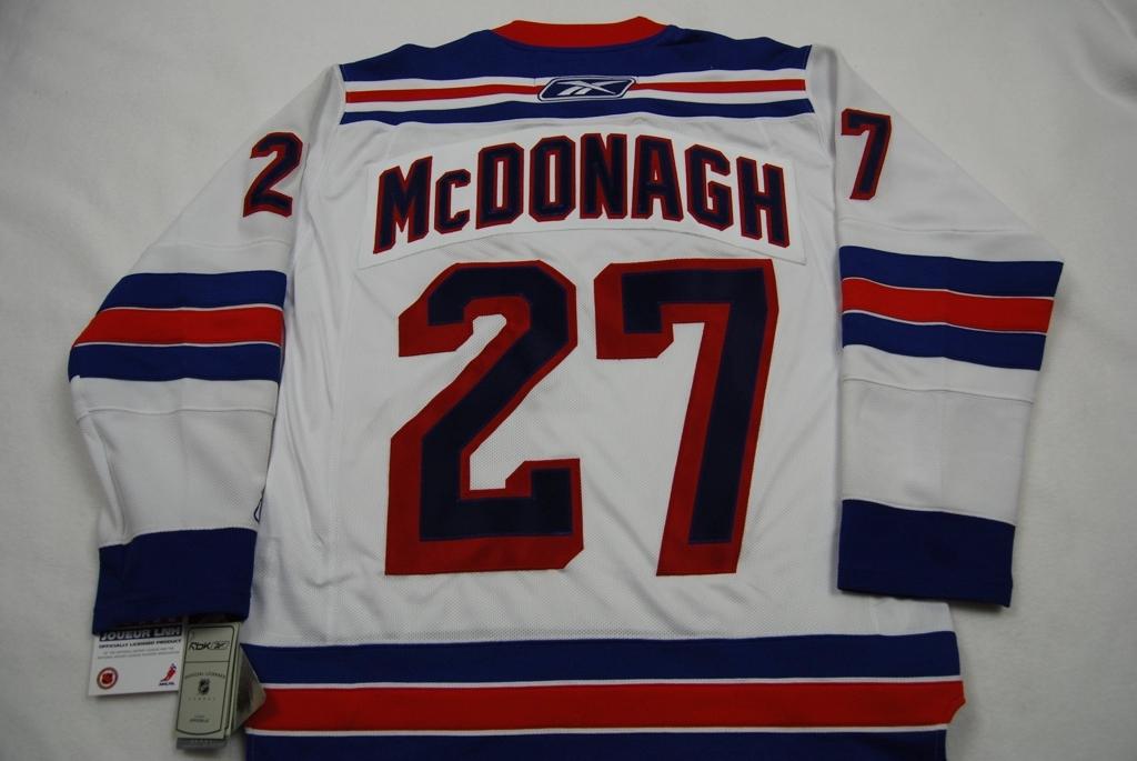 NY Rangers - McDONAGH 27