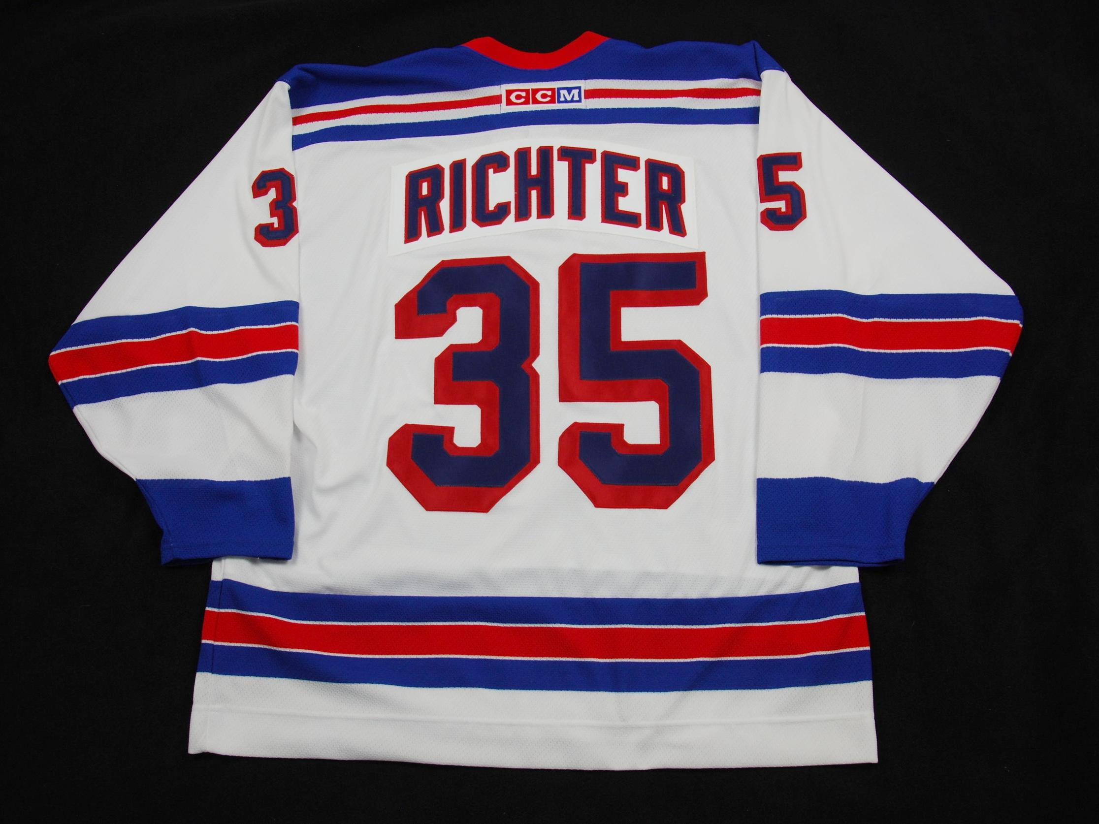 NY Rangers - RICHTER 35