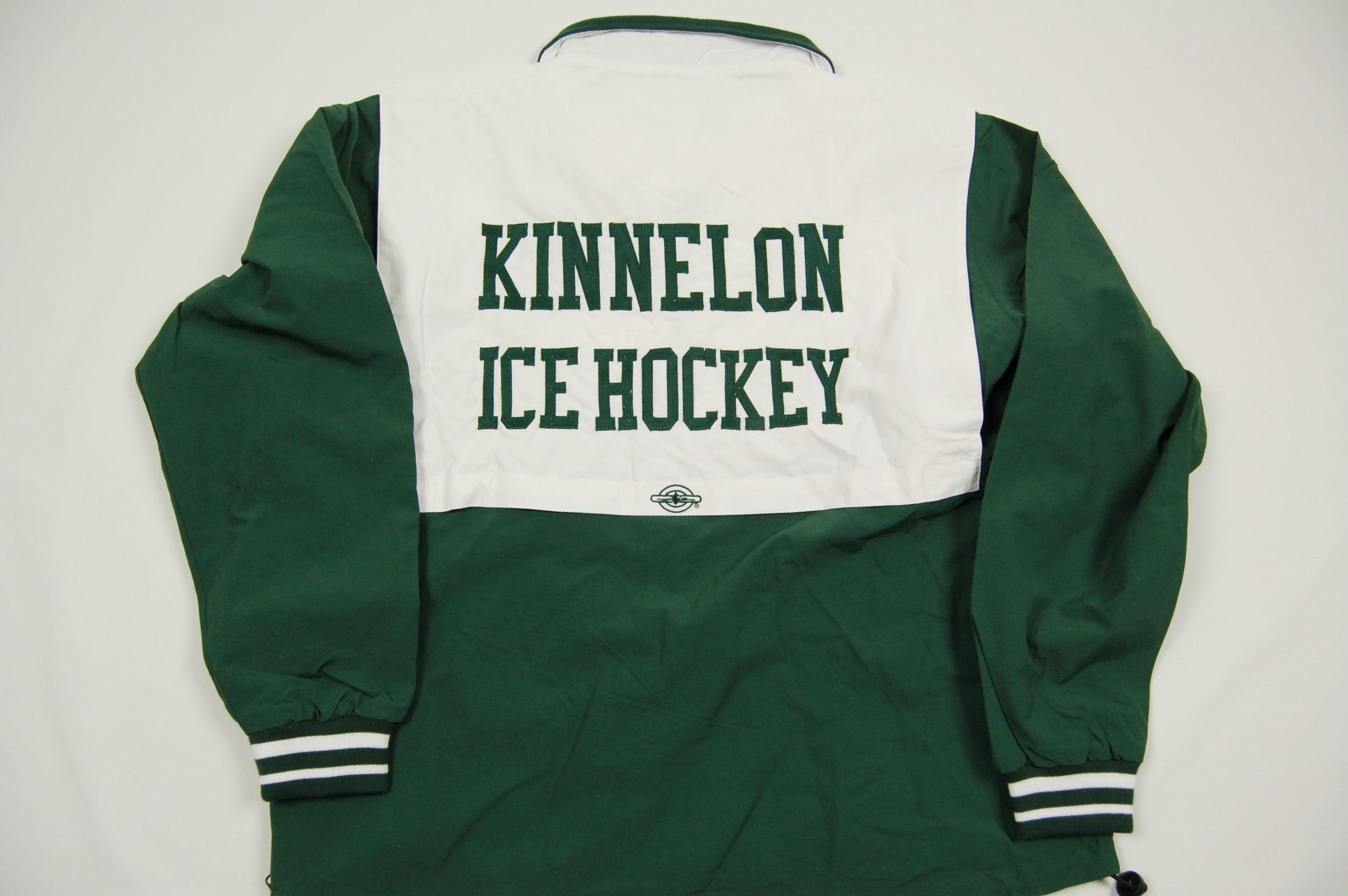 Kinnelon Ice Hockey jacket.