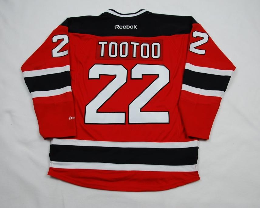 NJ Devils - TOOTOO 22