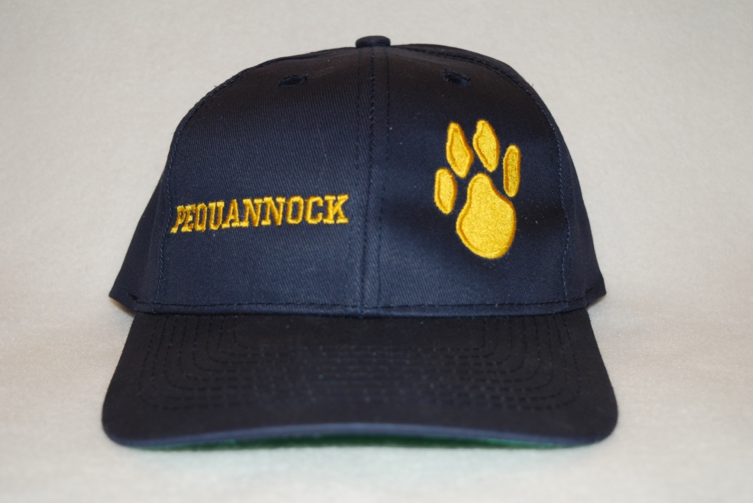 Pequannock Panthers embroidered cap