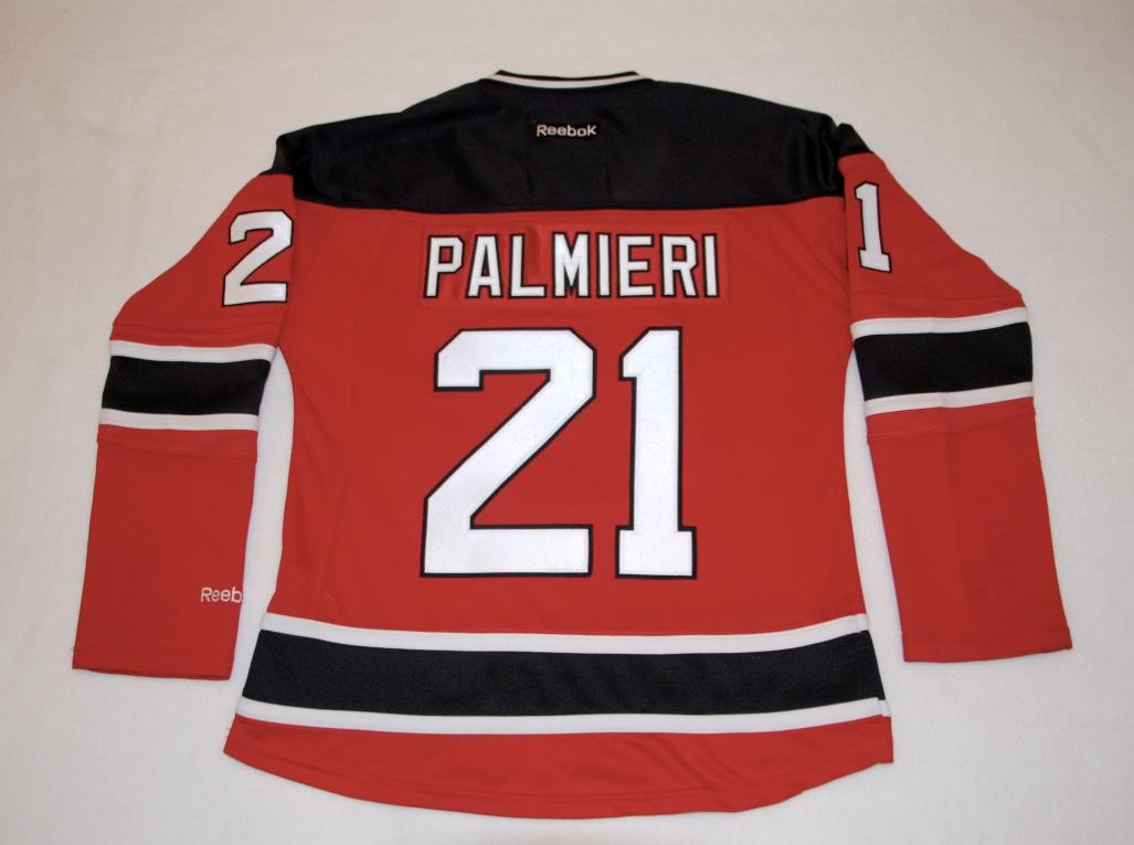 NJ Devils - PALMIERI 21