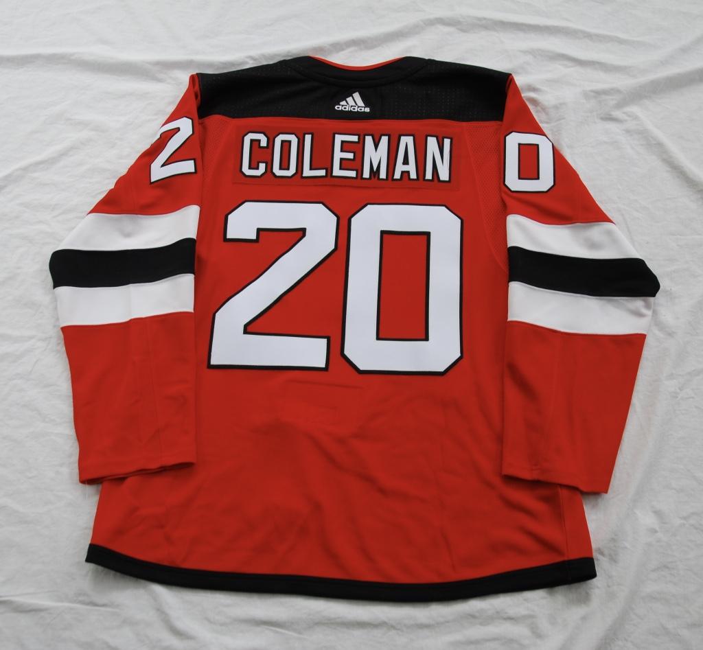 NJ Devils - COLEMAN 20