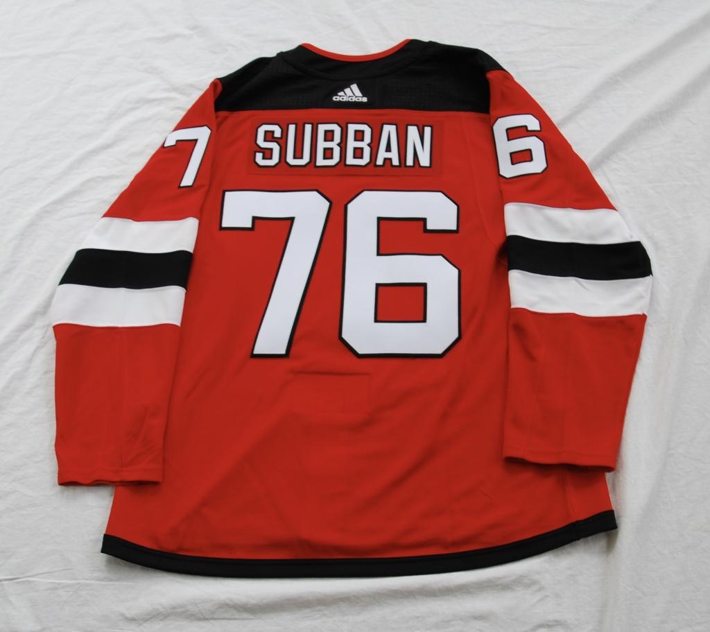 NJ Devils - SUBBAN 76