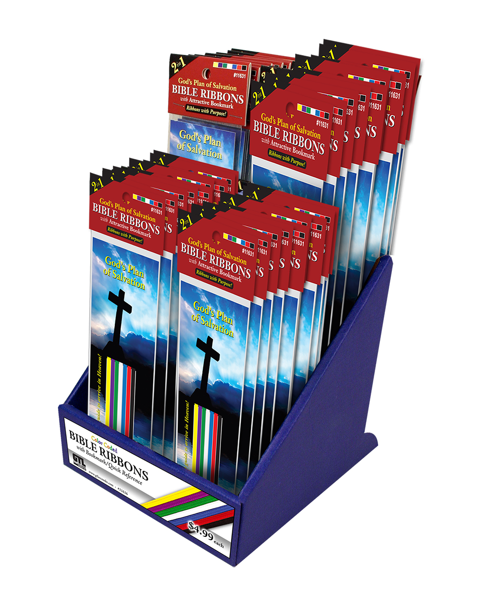 Verse Finders Thin Pack XL Print Rainbow Bible Tabs