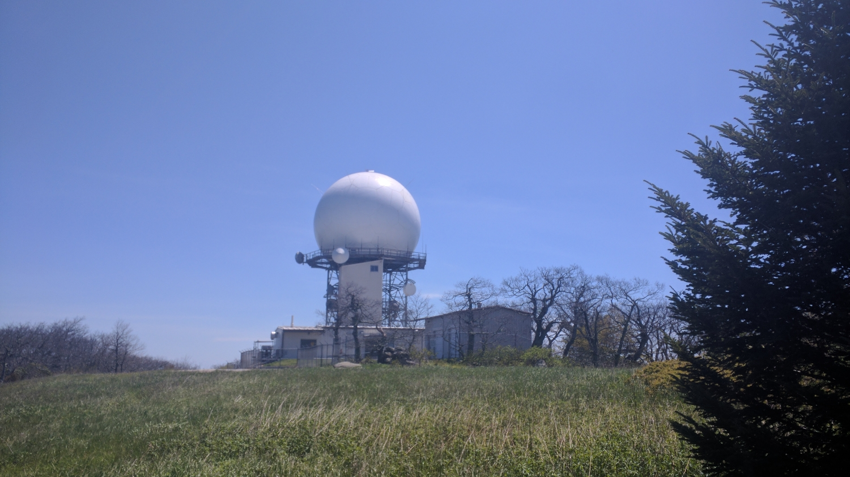 FAA Radar Golf Ball