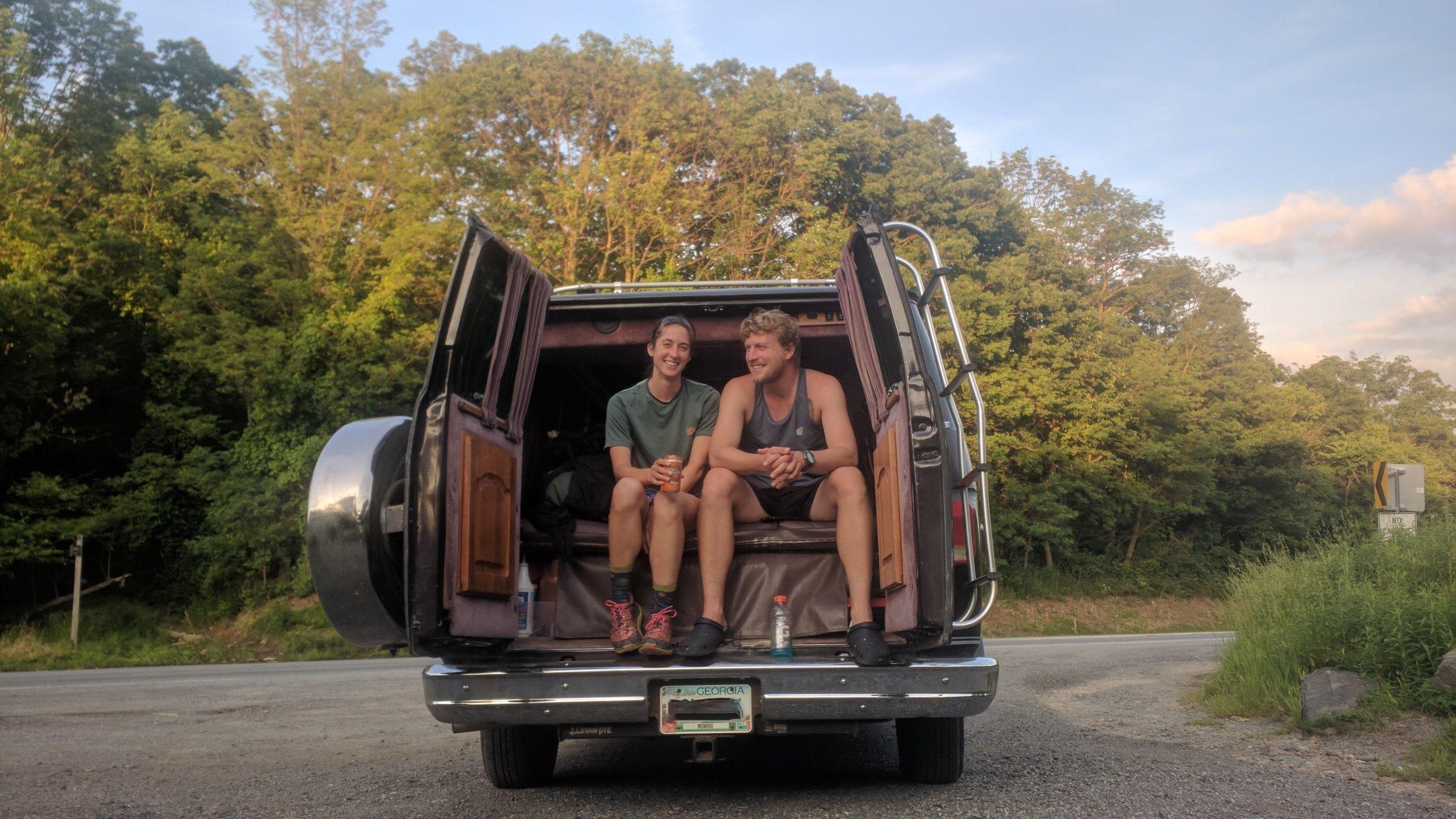 Trinity, MacGyver, and the Slack Wagon