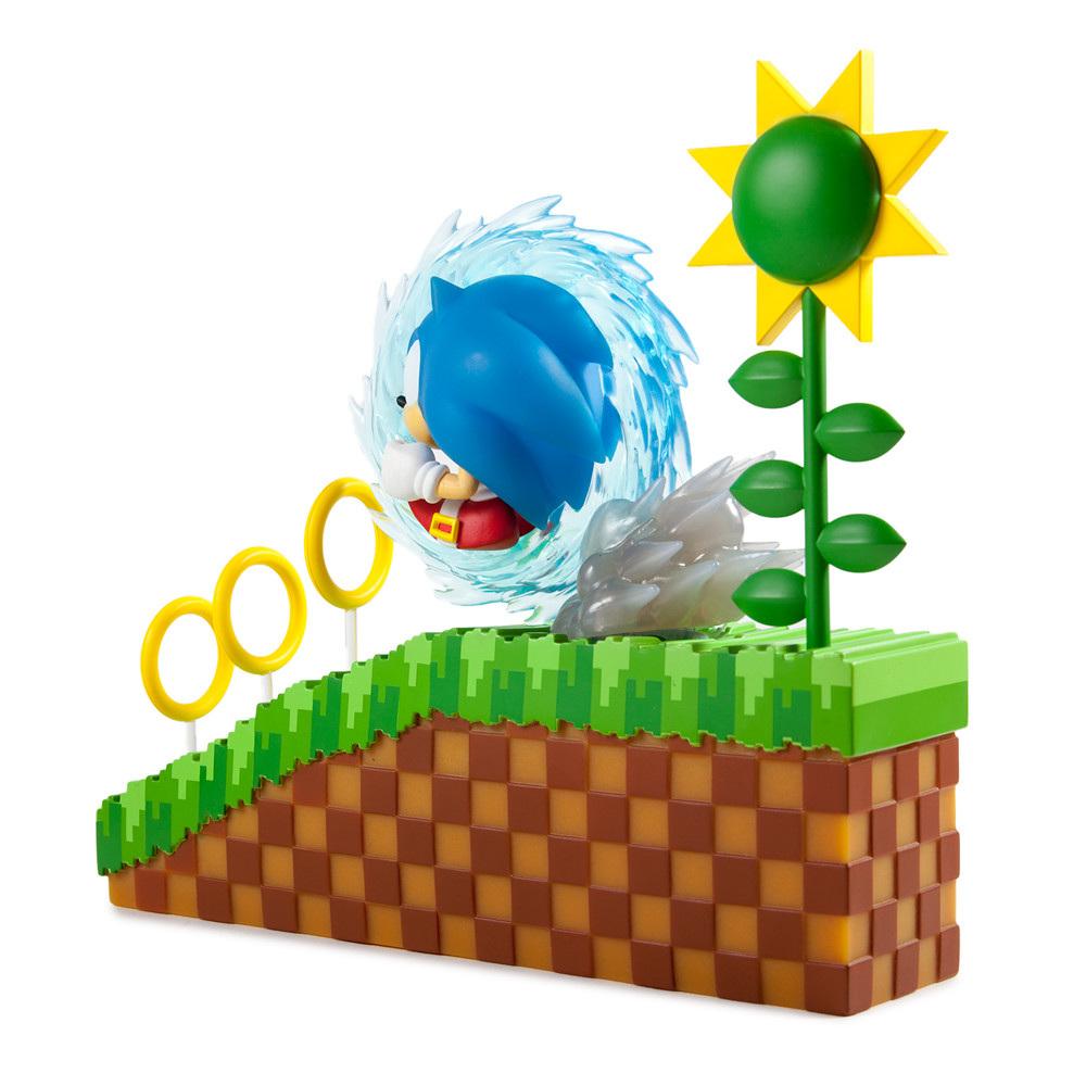 Sonic The Hedgehog For Kidrobot Bigshot Toyworks