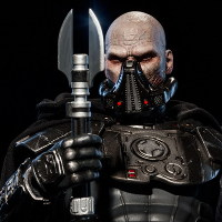 Sideshow Darth Malgus Sixth Scale