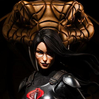 Sideshow GI Joe Baroness Sixth Scale