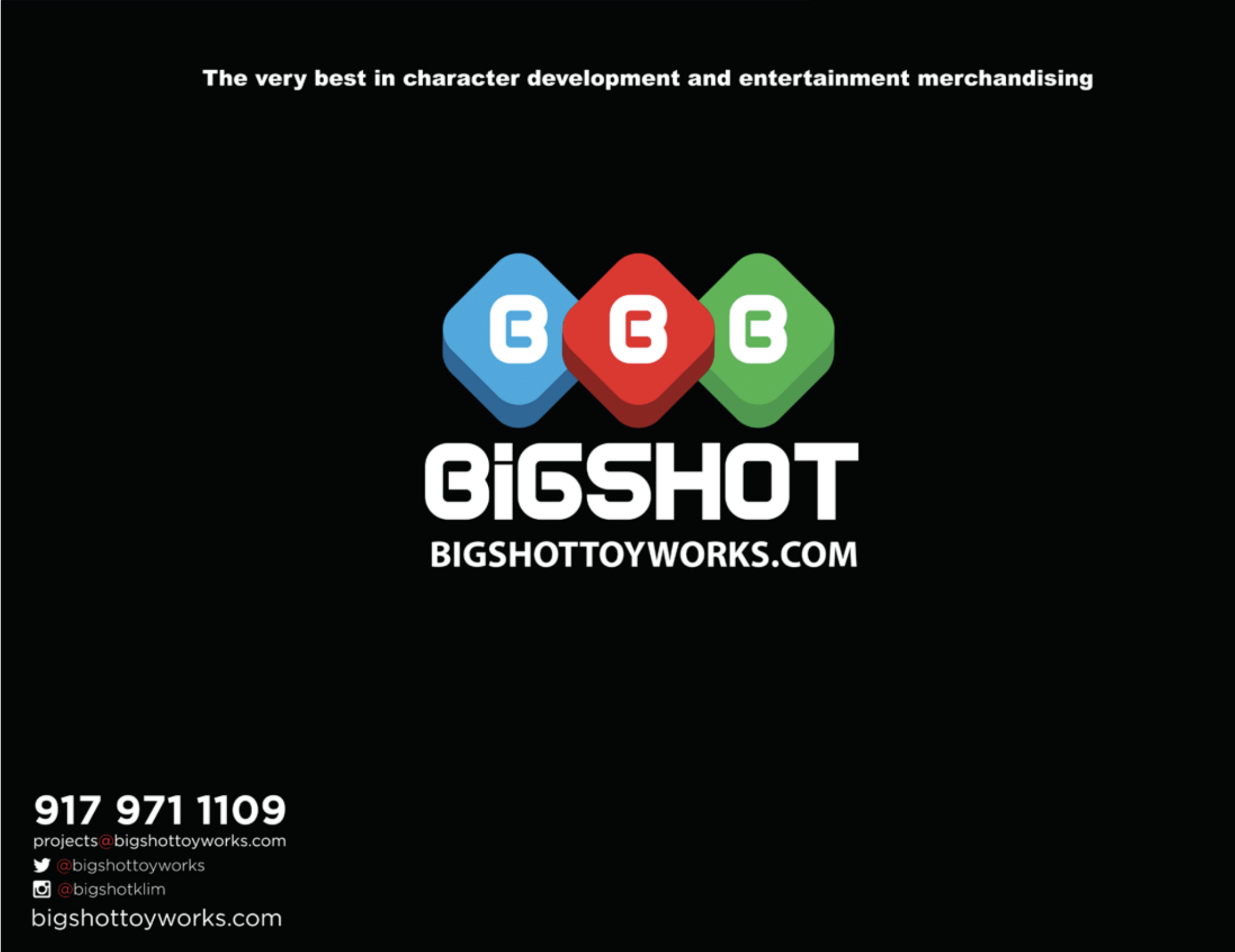 Bigshot Look Book