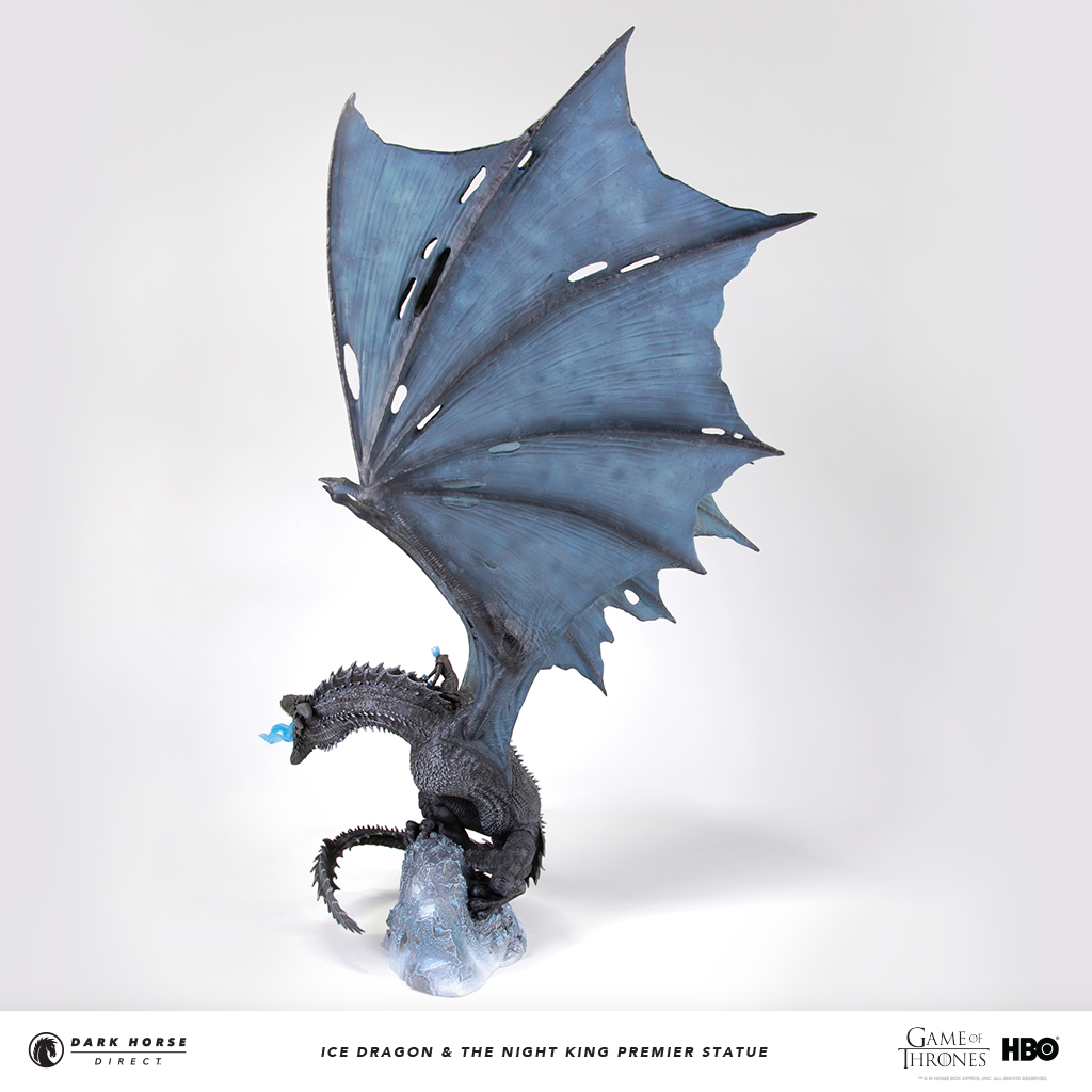 Dark Horse Game of Thrones Ice Dragon 2.png