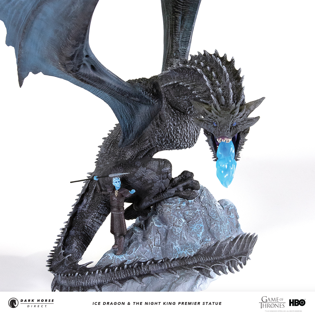 Dark Horse Game of Thrones Ice Dragon 1.png