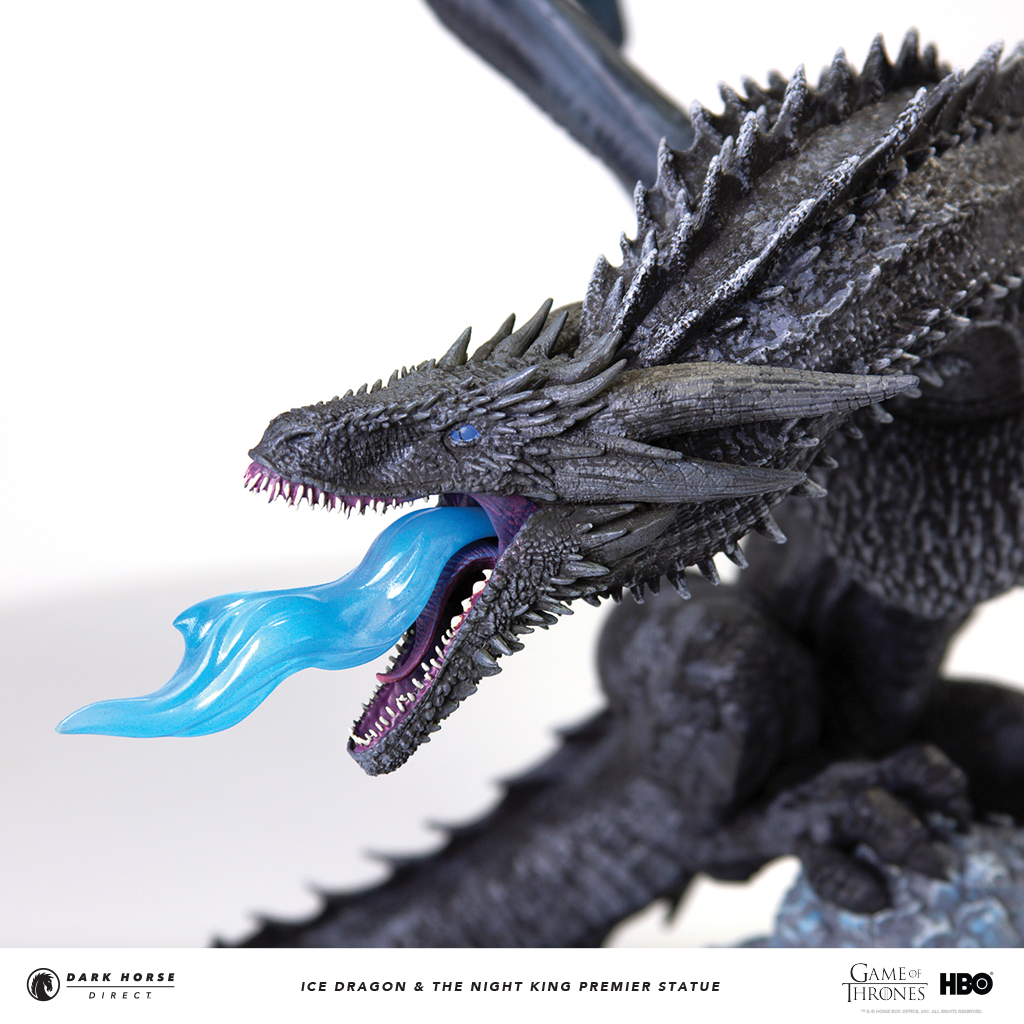 Dark Horse Game of Thrones Ice Dragon 5.png