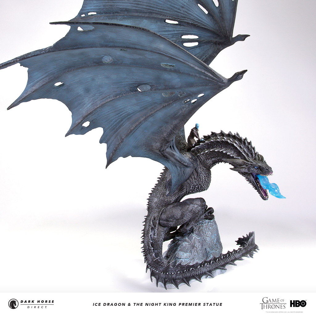 Dark Horse Game of Thrones Ice Dragon 8.png