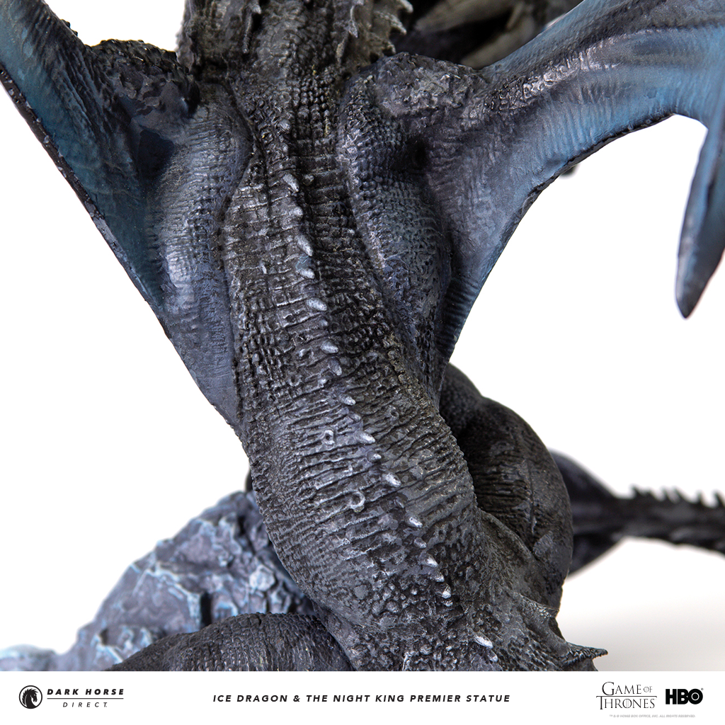 Dark Horse Game of Thrones Ice Dragon 10.png