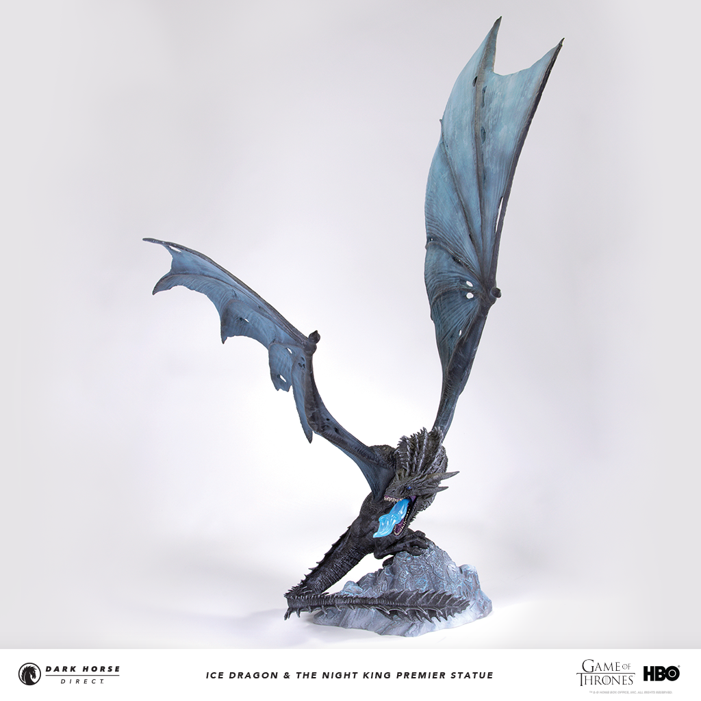 Dark Horse Game of Thrones Ice Dragon 12.png