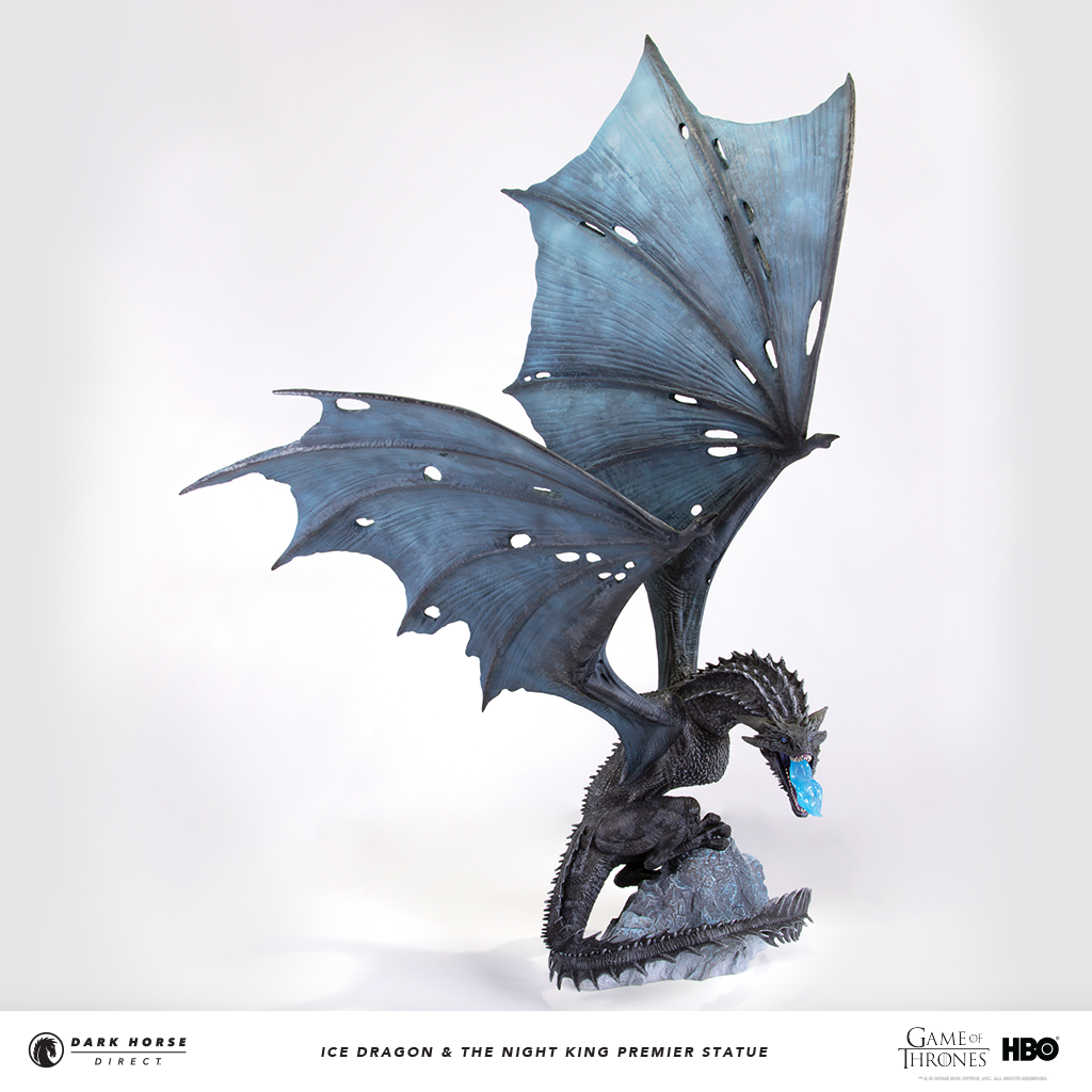 Dark Horse Game of Thrones Ice Dragon 13.png