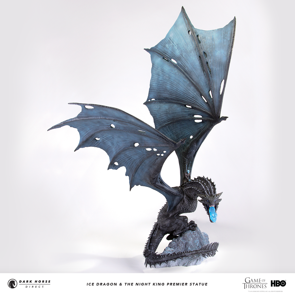 Dark Horse Game of Thrones Ice Dragon 14.png