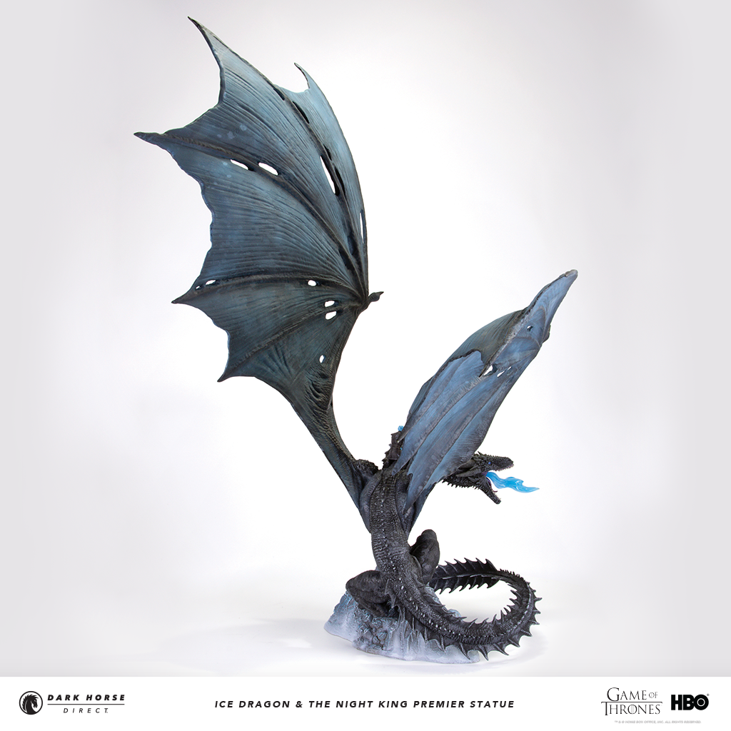 Dark Horse Game of Thrones Ice Dragon 16.png