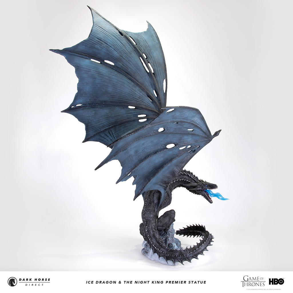 Dark Horse Game of Thrones Ice Dragon 15.png